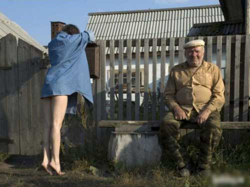 Деревенские девушки - фото приколы