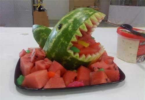 Смешная еда-фото
