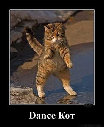 Демотиваторы про танцы