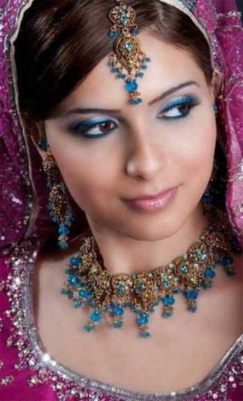 Индийские пышные девушки