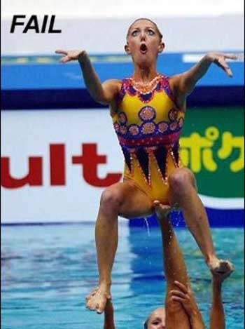 Смешные картинки про спорт