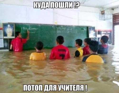Смешные картинки про учителей