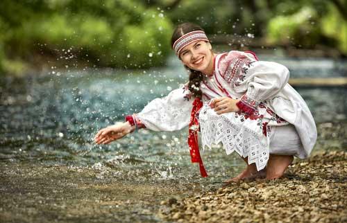 Русские девушки самые красивые