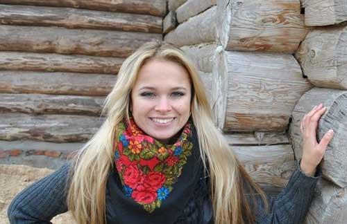 Русские девушки - самые красивые девушки мира