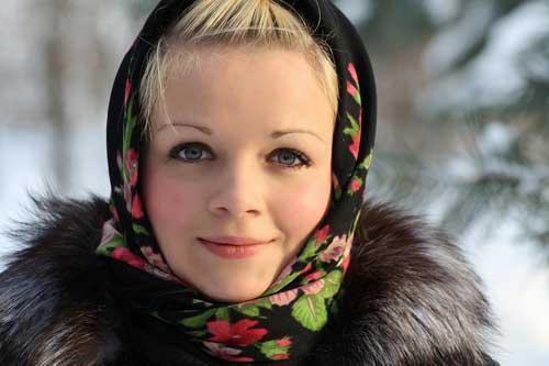 Русские девушки — самые красивые