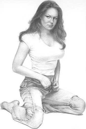 Картинки черно белые — нарисованные ...: www.shmyandeks.ru/kartinki-cherno-belye-narisovannye-devushki