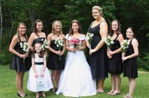 Приколы на свадьбе — фото