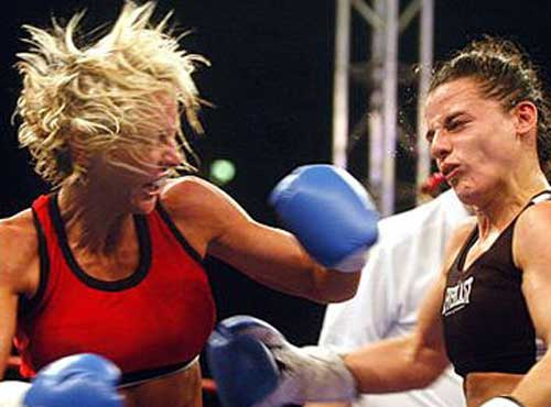 Смешные фото боксеров