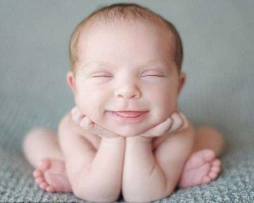 Смешные детишки - фото