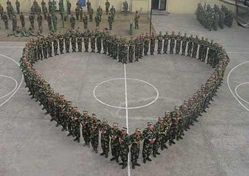 Армейские приколы - фото