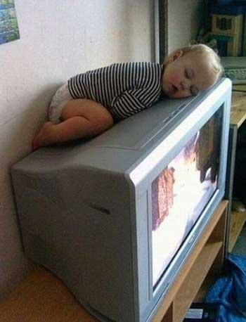 Смешные фото спящих
