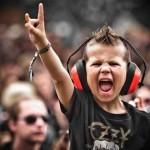 Дети и рок — картинки