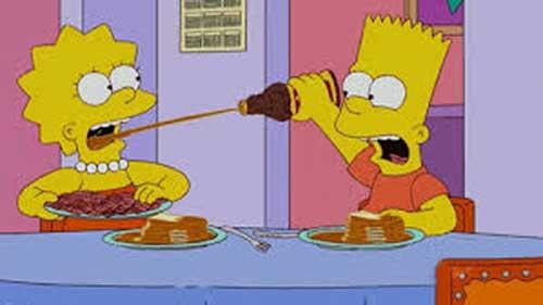 Смешные картинки с Симпсонами