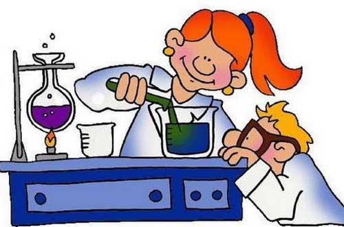 Анекдоты про химию