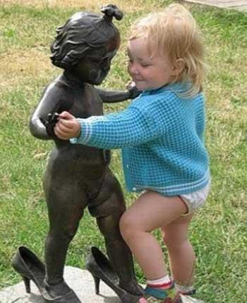 Забавные детские фото