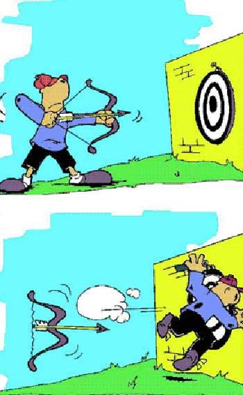 Карикатуры про спорт