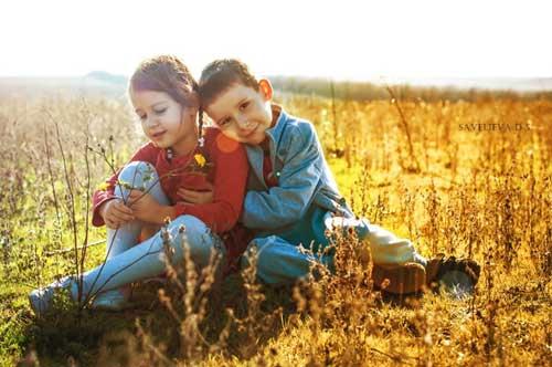 Милые маленькие дети — картинки