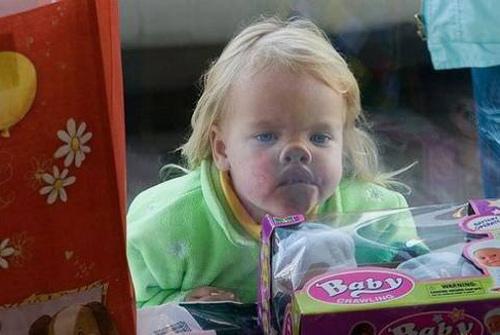 Смешные детские рожицы