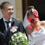 Смешные приколы на свадьбе — видео