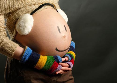 Прикольные стишки про беременность