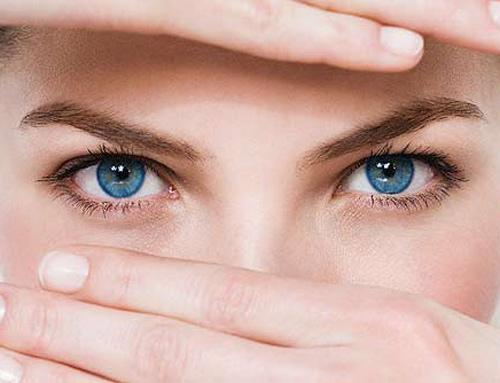 Стишки про глаза