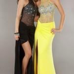 Фото девушек в вечерних платьях