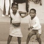 Прикольное видео — дети танцуют