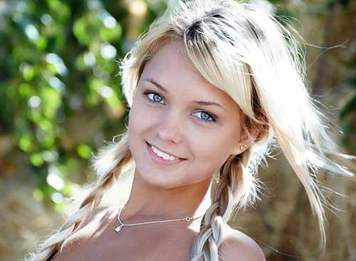 Красивые русские девушки - фото