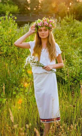 Красивые русские девушки — фото