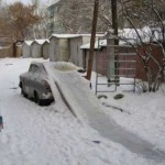 Прикольные статусы про зиму