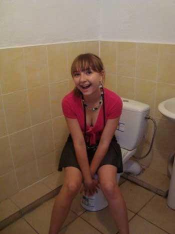 Идиотские фото девушек