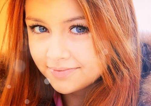 Симпатичная фото девушек