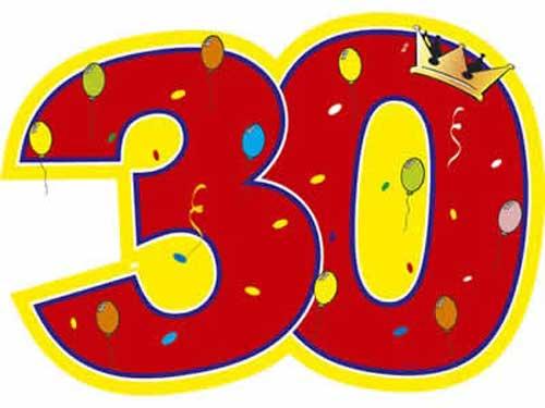 Прикольные поздравления другу на 30 лет