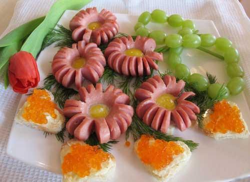 Прикольные блюда фото