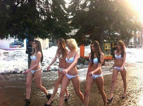Статусы про весну и девушек