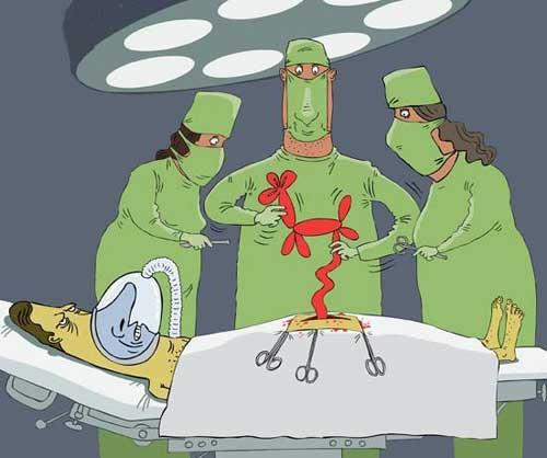 Стишки про врачей
