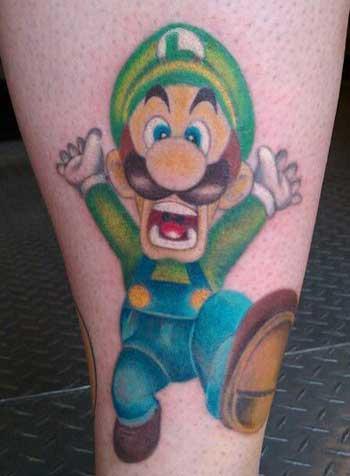 Прикольные татуировки