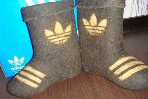 Смешная обувь - картинки