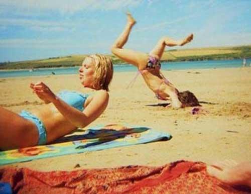 Прикольные статусы про море и отдых